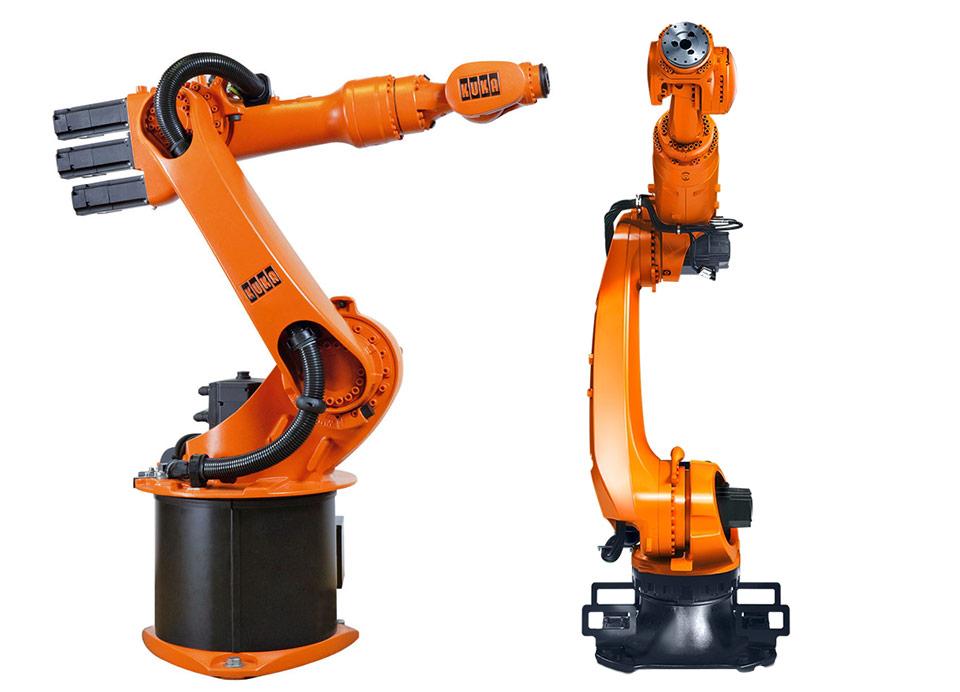 Robottien huolto ja varaosat